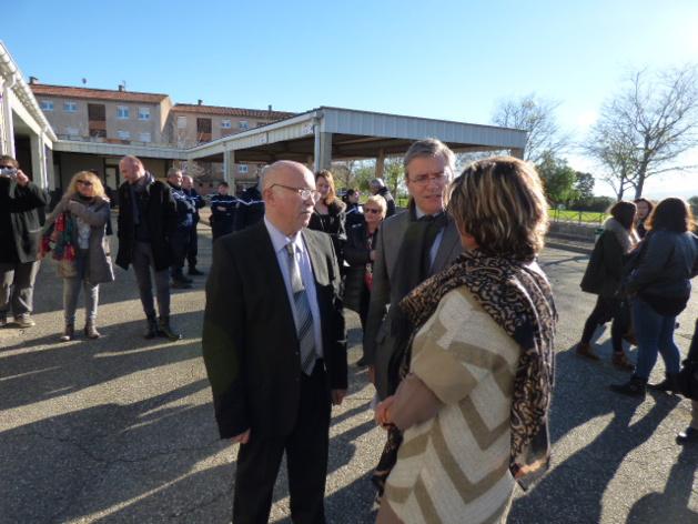 Un partenariat Etat Département Commune incontournable