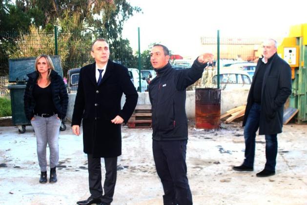 Le président de l'ADEC à la rencontre des acteurs économiques de la Balagne