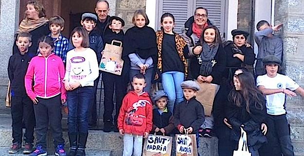 """Cuzzà : """"Apriti ! apriti ! à Sant'Andria"""""""
