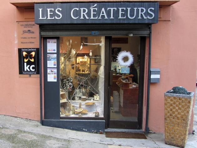 Ajaccio : Le pays de l'imaginaire de la boutique « Les Créateurs»