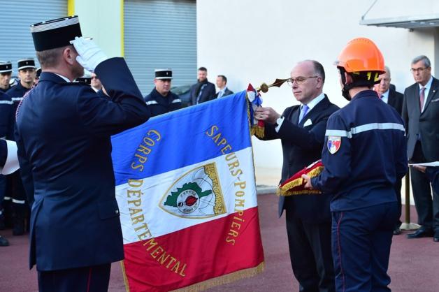 Dominique Bucchini, Officier de l'ordre la Légion d'honneur
