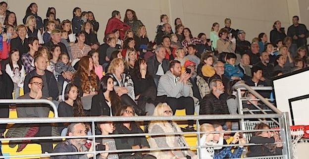 Forte mobilisation pour le Téléthon au complexe sportif de Calvi-Balagne