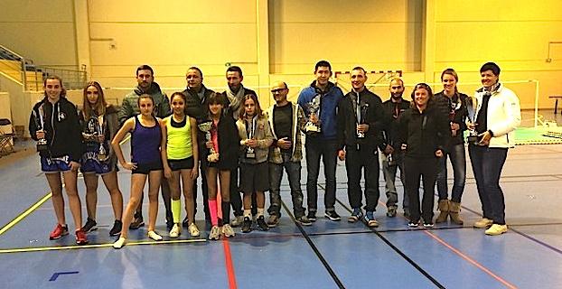 Remise trophées des champions au complexe sportif Calvi-Balagne