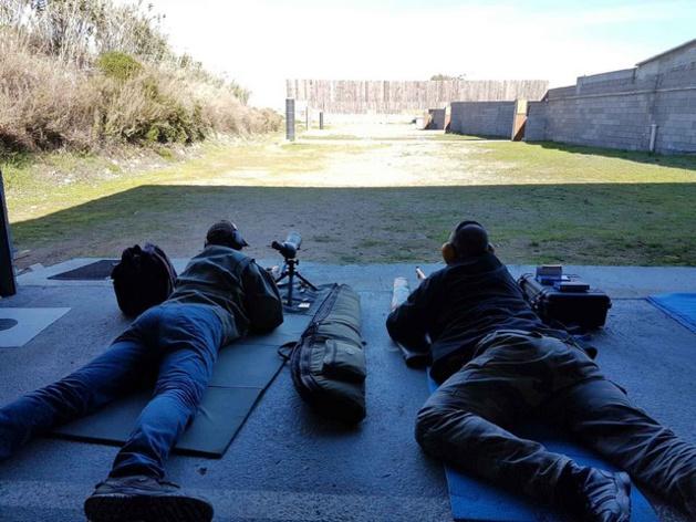 Etape calvaise du circuit 2016 de tir aux armes réglementaires