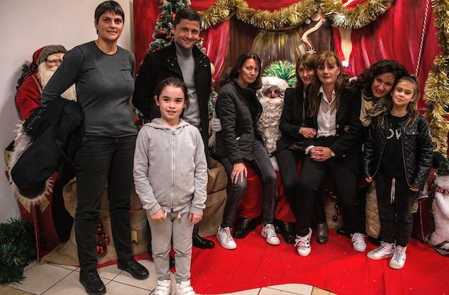 Bastia : L'arbre de Noël de la CTC