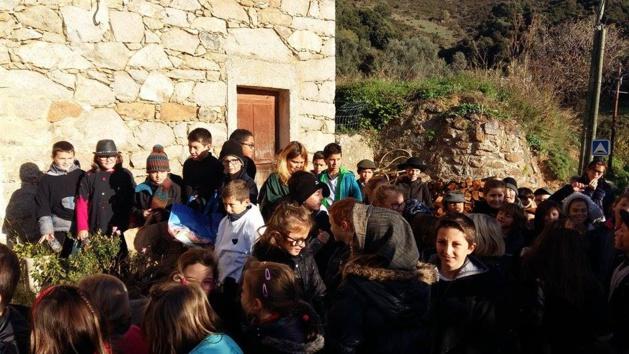 Appietu a fêté la Sant'Andria