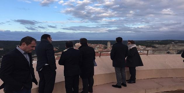 Bernard Schmeltz, préfet de Corse affirme le soutien de l'Etat sur les dossiers bonifaciens