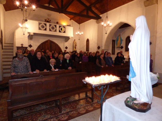 La Reine de la Corse célébrée en la paroisse Saint Michel de Migliacciaru