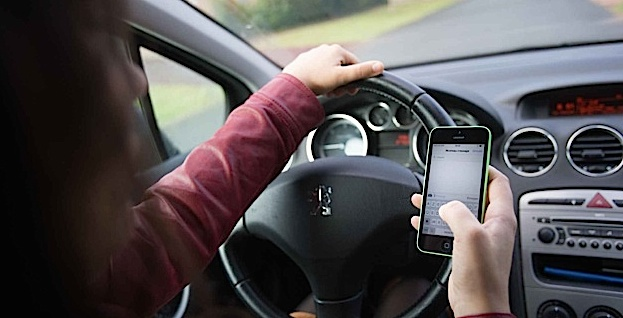 Cette attitude sera mardi et à chaque fois que vous conduisez à éviter. (Photo DR)