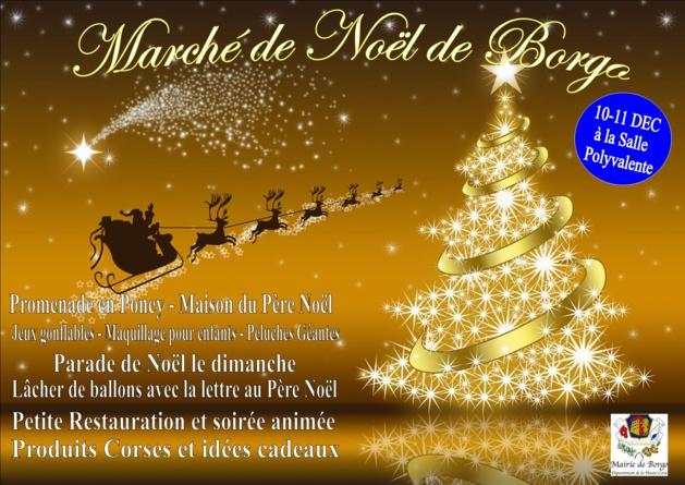 Borgo se prépare à ouvrir son premier marché de Noël