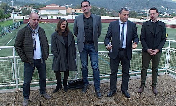 Communauté d'agglo de Bastia : Mise en place de la commission extra-communautaire du sport