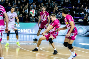 Volley Ligue A : Le GFCA s'impose face à Sète