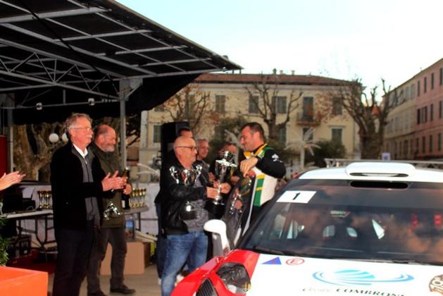 Les remerciements de l'ASA Corsica après le Rallye de Balagne