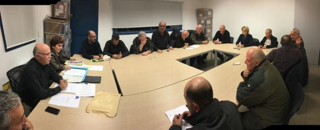 Le conseil syndical de la Plaine du Fium'orbu s'est réuni le 9 décembre dernier.