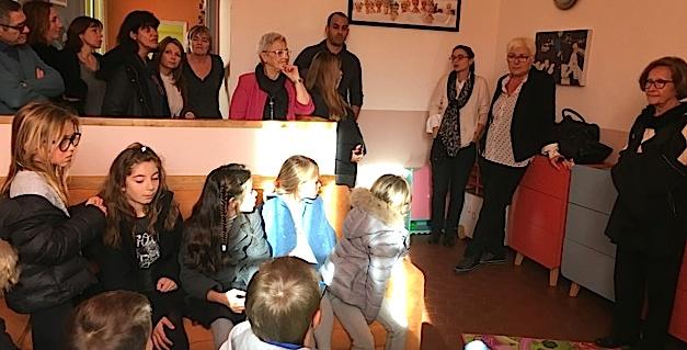 Ajaccio: Espace Famille, quand «les enfants donnent aux enfants»