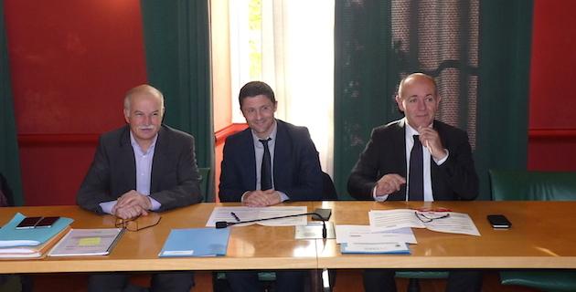 """Jean-Felix Acquaviva : """"La Compagnie maritime régionale est en marche"""""""