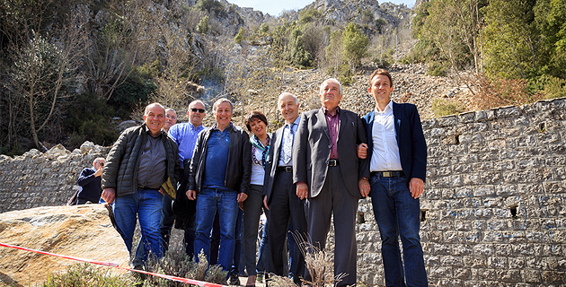 Réouverture de la route de la Scalella : Ce sera pour le 21 décembre
