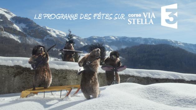 Un programme de Noël pour Via Stella