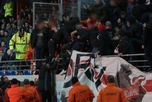 """Incidents du derby : La tribune """"Antoine-Faedda"""" fermée à titre conservatoire"""