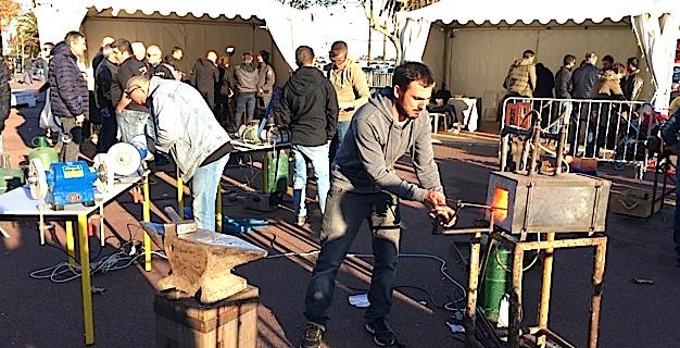 Coutellerie : L'excellence corse sur la place Saint-Nicolas de Bastia