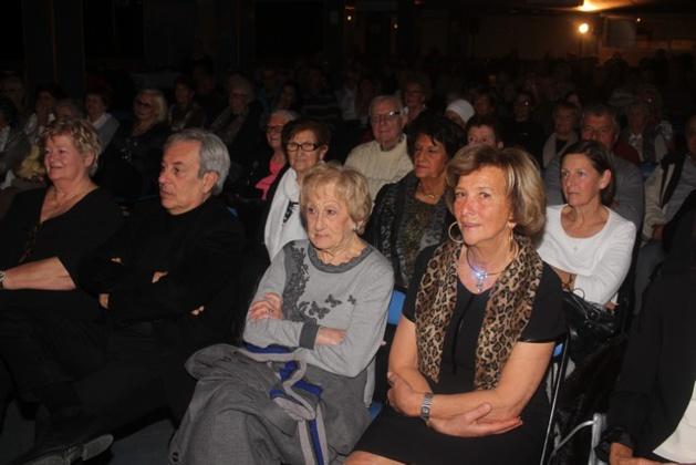 """Le triomphe de """"E Zizule"""" à la fête de fin d'année du CCAS de Calvi"""