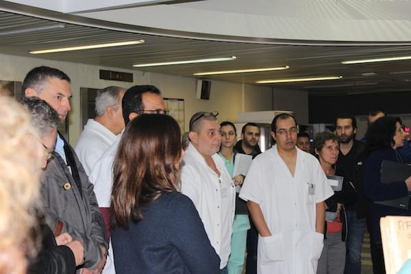 Attentat de Berlin : Minute de silence à l'hôpital de Bastia