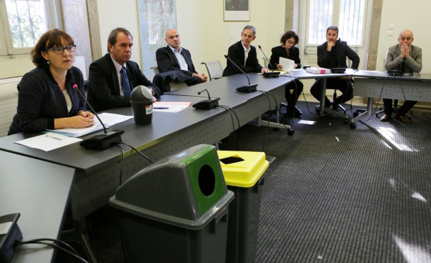 Mise en place de la collecte du papier et du tri sélectif dans les bâtiments de l'Etat à Ajaccio