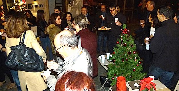 Bastia : Fin d'année festive avec Musanostra !