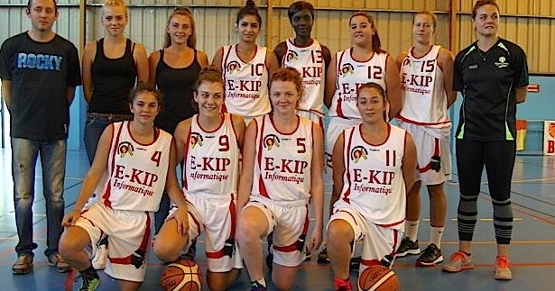 Basket Nationale 3 : Les demoiselles de Furiani passent les fêtes au chaud !