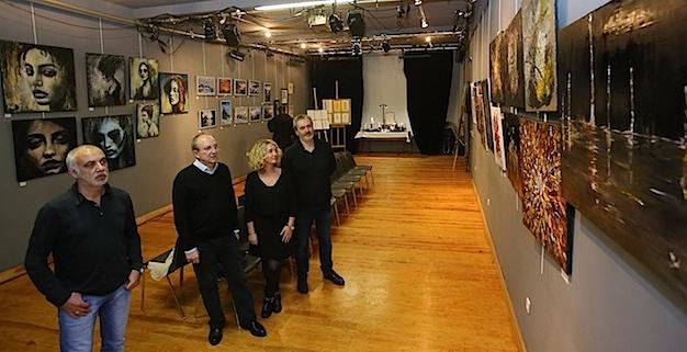 """Exposition du collectif d'artistes ajacciens : Le coup de """"maîtres"""""""
