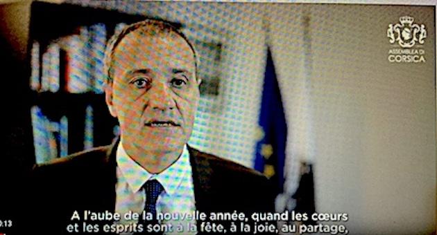 """Jean-Guy Talamoni : """"Permettre à chaque Corse de mieux vivre sur sa terre"""""""