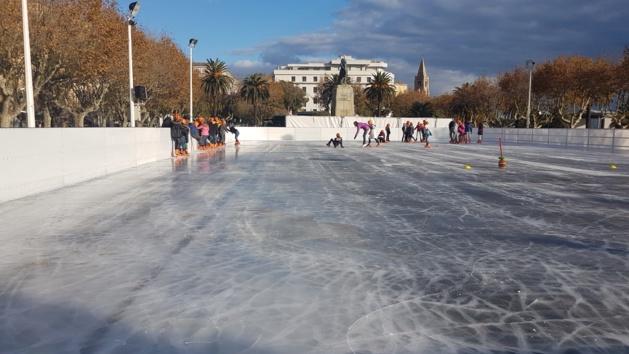 Bastia : Les patineurs généreux pour le Téléthon