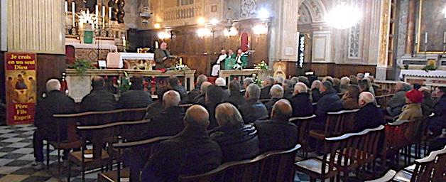 Ajaccio : La famille du GFCA a rendu hommage à Fanfan Milazzo