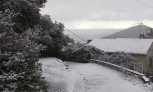 "Météo : La Corse repasse en vigilance orange ""neige-verglas"""