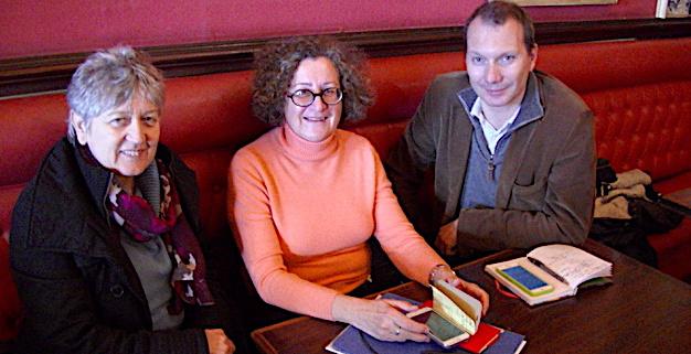 Ecologie : Trois jours de visite en Corse pour David Corman