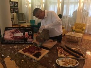 Bastia : Les produits basques à l'honneur à l'hôtel Ostella