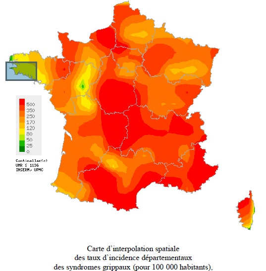 Santé : La grippe bien présente en Corse