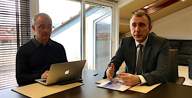 Economie: «La Corse sera une terre numérique d'excellence»