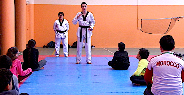 Bastia : Un nouveau club de Tae Kwondo dans le quartier de Saint-Joseph