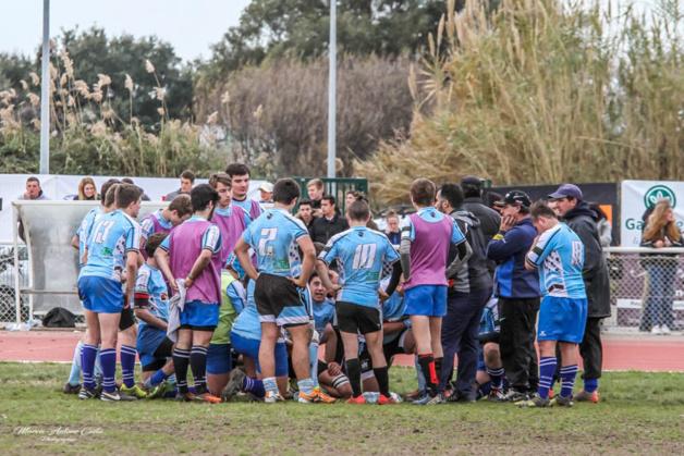 Rugby : Belle journée pour les jeunes de la Squadra Corsa