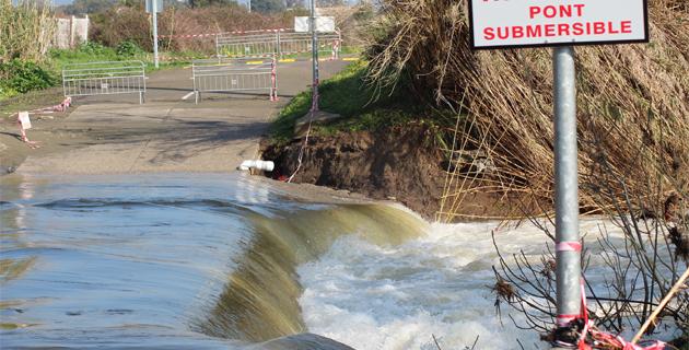 Alerte orange en Haute-Corse : Beaucoup d'eau mais…