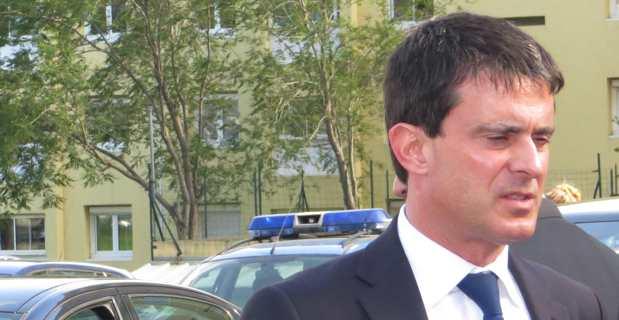 Manuel Valls, en lice pour le 2nd tour de la Primaire de la Gauche.