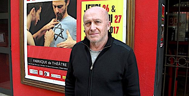 François Bergoin, directeur artistique de La Fabrique