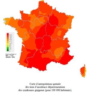 Grippe : Toujours une forte activité en Corse