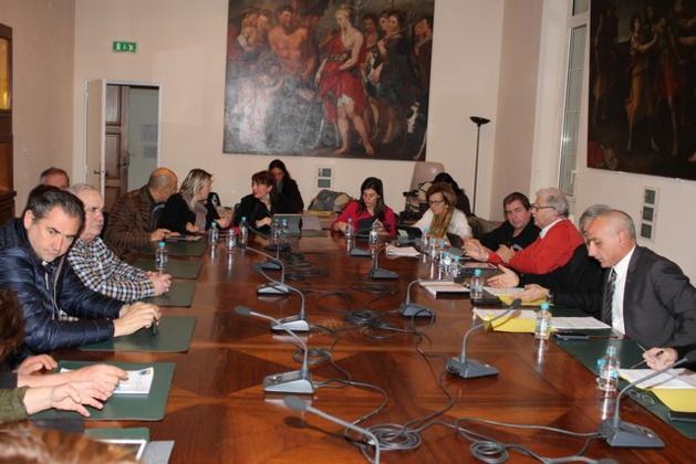 Le nouveau comité directeur de l'Office de tourisme intercommunal Calvi-Balagne
