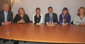 Le Groupe Le Rassemblement à l'Assemblée de Corse.