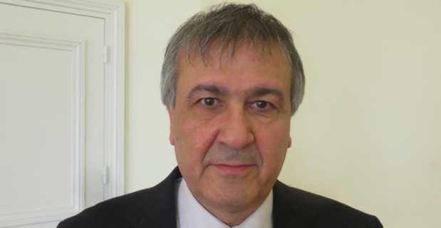 Michel Stefani, conseiller territorial du groupe Front de gauche.