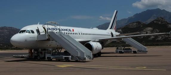 Projet de fermeture du comptoir Air France de Calvi : Les agents réagissent