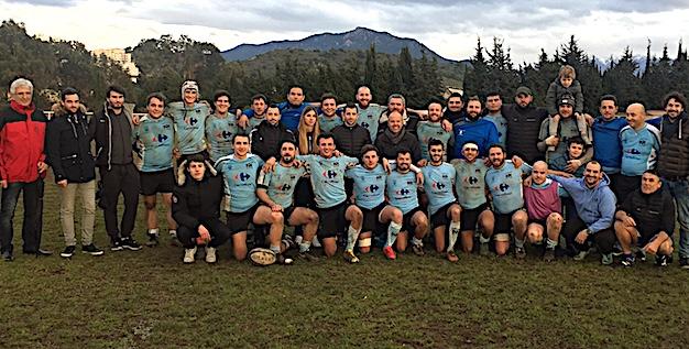Rugby : Un RCA renversant face au RC Cévenol !