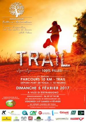 Trail 100 % fille de Ville-di-Pietrabugno : En route pour la deuxième édition !